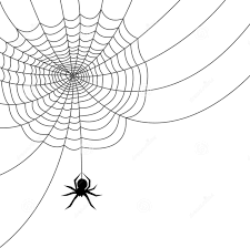 halloween spiders background halloween spider web clip art u2013 clipart free download