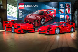 ferrari lego vellum venom antidote in defense of the lego f40 the truth