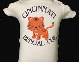 Cincinnati Bengals Halloween Costume Bengals Baby Etsy