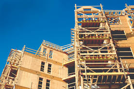 building with wood is cost effective