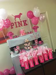 13th birthday party ideas pink party pinteres
