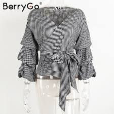 buy berrygo off shoulder ruffle white blouse cotton cool
