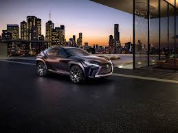 lexus mini wagon lexus ux concept previews flashy compact crossover autoguide com