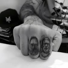 75 finger tattoos for men manly design ideas