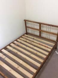 urgent fantastic furniture double bed frame beds gumtree