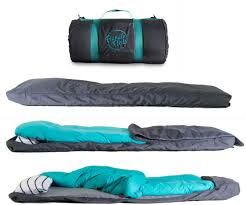 Air Beds Unlimited A Sleeping Bag That Give You The Comfort Of Your Own Bed Bag