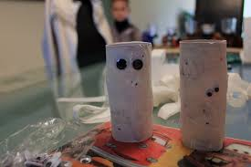Mummy Crafts For Kids - halloween crafts for kids 19 upcycled toilet paper rolls ideas