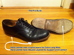why men should wear heels how wearing slick leather shoes made me