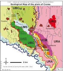 What Are Flood Plains The Last 40 Ka Evolution Of The Central Po Plain Between The Adda