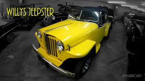 1948 willys jeepster 1948 willys jeepster rod v8 youtube