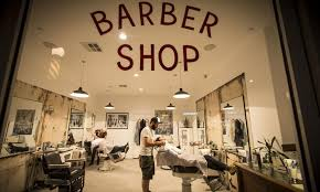 Blind Barber La At Blind Barber In Culver City Shaves Haircuts And Drinks