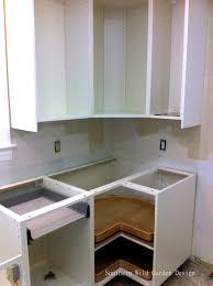 Kitchen Base Cabinet Dimensions Contemporary Kitchen Corner Base Cabinet Cabinets Home De Ideas B