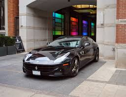 all black ferrari black ferrari ff the hazleton hotel seasons of yorkville