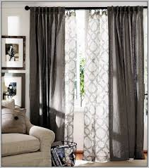 Tropical Shade Blinds Curtains Curtains And Blinds Together Decorating Over Blinds