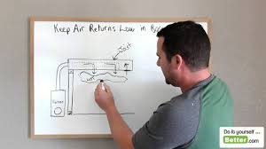 basement idea u0026 importance of air returns youtube
