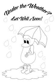 get well soon for children printable get well cards for kids to color lovetoknow