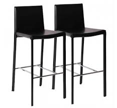 chaise haute de bar pas cher design en image
