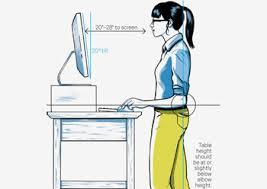 postura corretta scrivania qual 礙 la postura corretta alla scrivania in ufficio linekit