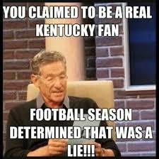 Football Season Meme - best kentucky football memes from the 2015 season
