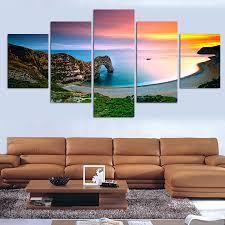 online shop new 5 pieces sets canva art canvas painting famous