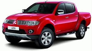 mitsubishi l200 triton double cab 4life 2012 3d model from