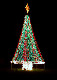 the tree lights decoration