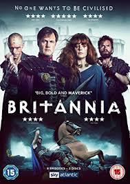 Seeking Season 1 Dvd Release Britannia Season 1 Dvd 2018 Co Uk Reilly Zoë