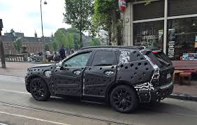 volvo pictures when car disguise goes wrong the bullet ridden 2017 volvo xc60 by