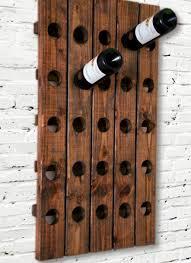 best 25 wood wine racks ideas on pinterest wall mounted wine