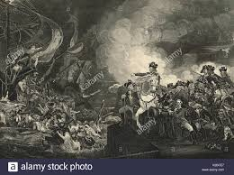 siege bce the siege and relief of gibraltar 1783 stock photo royalty free