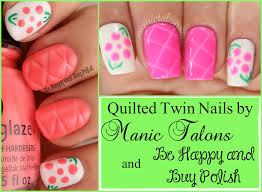 manic talons gel polish and nail art blog april 2014