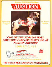 norton amusement park u0026 carousel catalog covers carouselhistory
