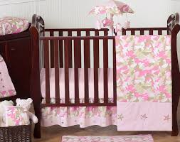 Pink Camo Crib Bedding Set by Girl Crib Bedding Camo Creative Ideas Of Baby Cribs