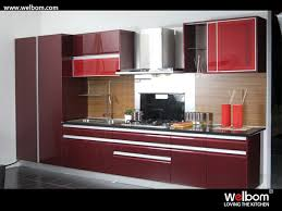 High Gloss Paint For Kitchen Cabinets 46 Best Red Kitchens Images On Pinterest Red Kitchen Kitchen