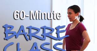 barre class at home a daily dose of fit like barre workouts try this one