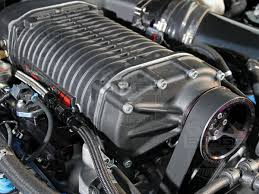 Black 2003 Mustang 2003 2004 Mustang Cobra Whipple 3 4l Crusher Supercharger Kit