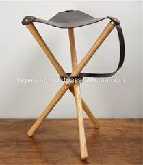 southwestern vintage tripod folding stool chairs by theretrognome