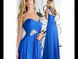 royal blue bridesmaid dresses youtube