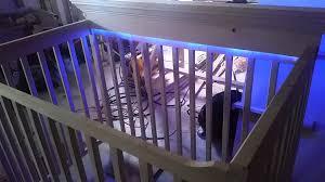 Crib Light Baby Crib Led Lights Youtube
