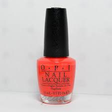 buy opi nail polish lacquer living on the bula vard nlf81 at hi