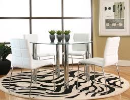 White Chairs Kane U0027s Furniture Dining