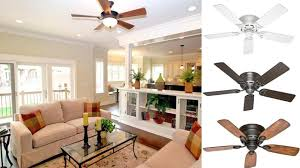 living room ceiling fan guide to choose best modern ceiling fan for different needs