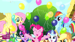 my pony balloons image pinkie pie throwing balloons s4e12 png my pony