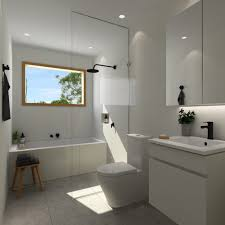 Bathroom Renovation Idea And Package Available Online At The Blue - Complete bathroom design