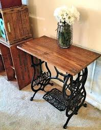 sewing machine table ideas sewing machine table antique best antique sewing tables ideas on old