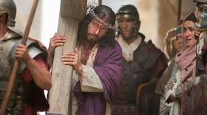 jesus is scourged and crucified mormon channel