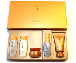 Amazon Travel Items Amazon Com Sulwhasoo Concentrated Ginseng Renewing Sample Kit 5