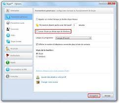 skype bureau windows bloquer le lancement de skype au démarrage windows clubic