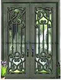 wrought iron entry doors custom iron doors security doors