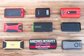 the best portable jump starter the wirecutter